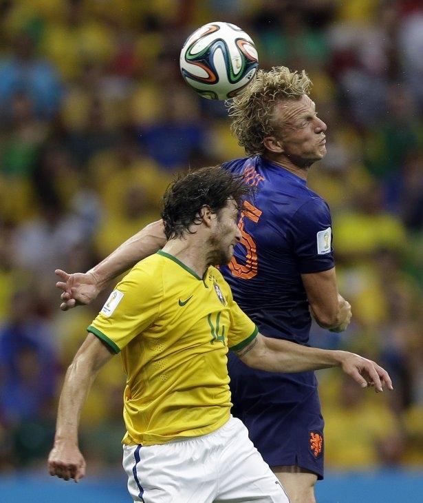 Brezilya-Hollanda maçı 16