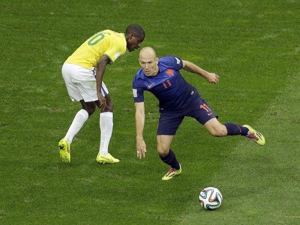 Brezilya-Hollanda maçı 18