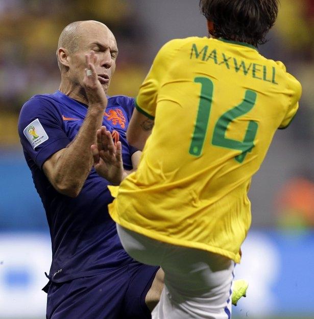 Brezilya-Hollanda maçı 19