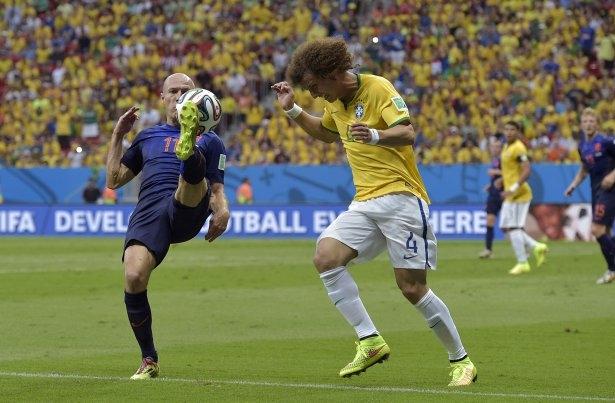 Brezilya-Hollanda maçı 20