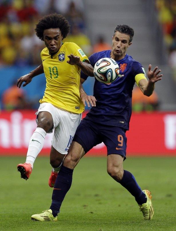 Brezilya-Hollanda maçı 21