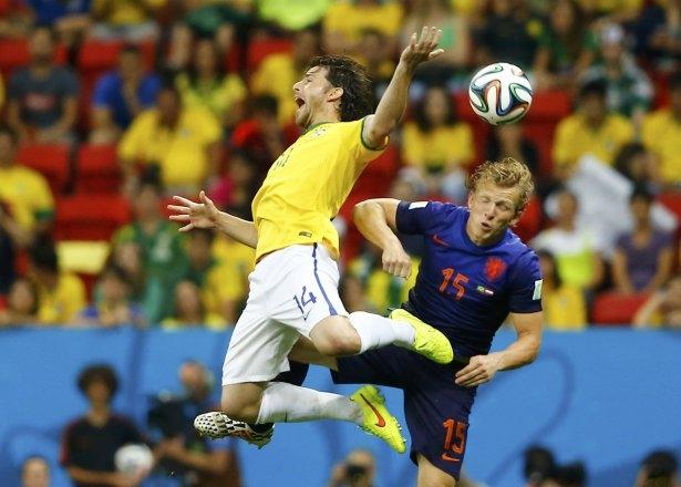 Brezilya-Hollanda maçı 22