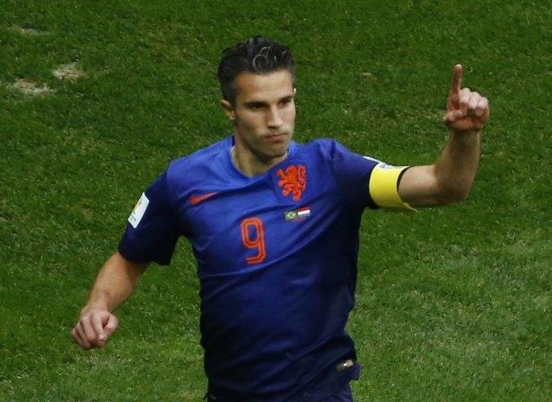 Brezilya-Hollanda maçı 4