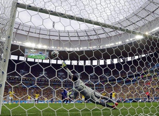 Brezilya-Hollanda maçı 5