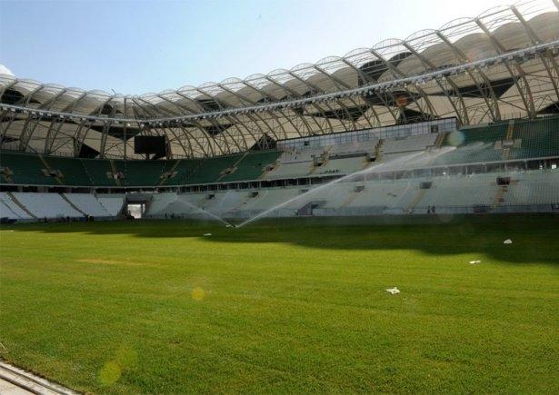 Konya'da yeni stad heyecanı 1