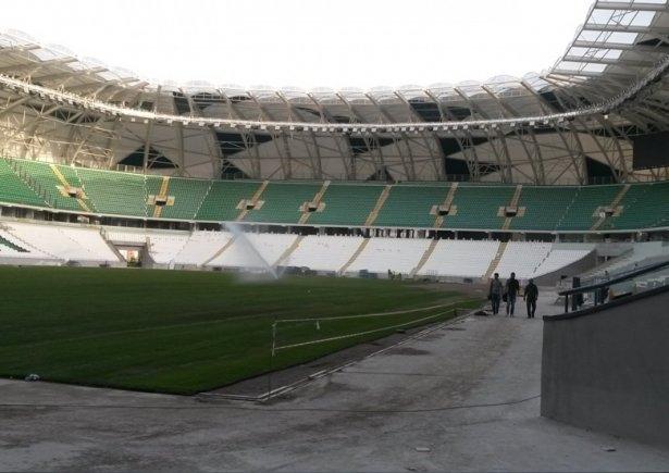 Konya'da yeni stad heyecanı 11