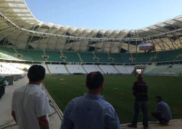 Konya'da yeni stad heyecanı 12