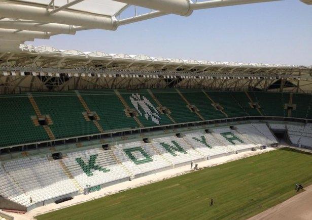 Konya'da yeni stad heyecanı 13