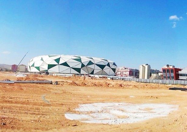 Konya'da yeni stad heyecanı 15