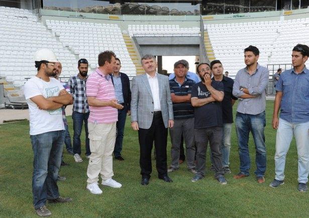 Konya'da yeni stad heyecanı 2