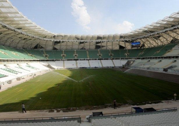 Konya'da yeni stad heyecanı 3