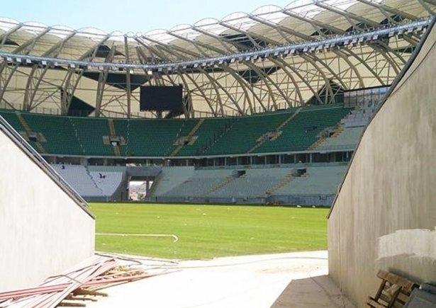 Konya'da yeni stad heyecanı 6