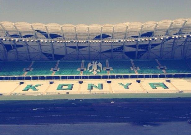 Konya'da yeni stad heyecanı 8