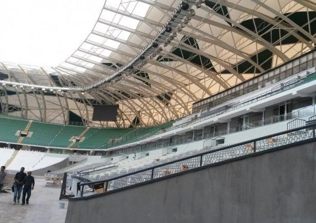 Konya'da yeni stad heyecanı 9