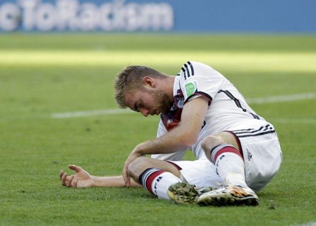Almanya-Arjantin FİNAL maçı 1
