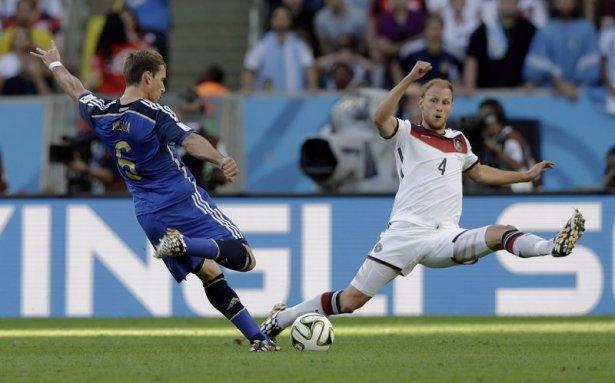 Almanya-Arjantin FİNAL maçı 10