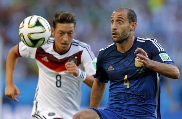 Almanya-Arjantin FİNAL maçı 14