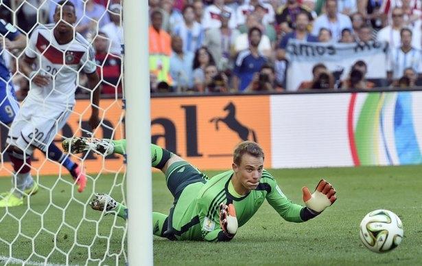 Almanya-Arjantin FİNAL maçı 15