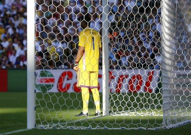 Almanya-Arjantin FİNAL maçı 17