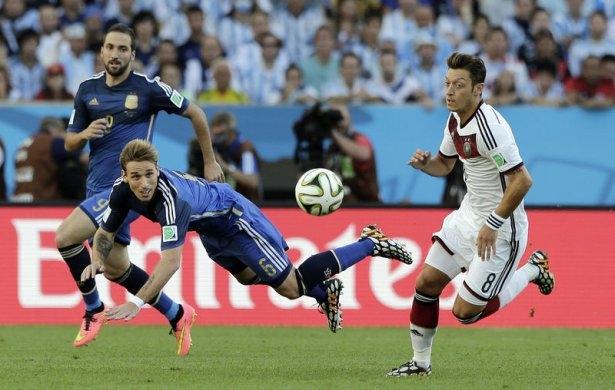 Almanya-Arjantin FİNAL maçı 18