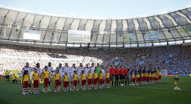 Almanya-Arjantin FİNAL maçı 19