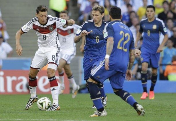 Almanya-Arjantin FİNAL maçı 20