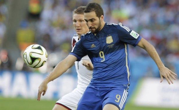 Almanya-Arjantin FİNAL maçı 21