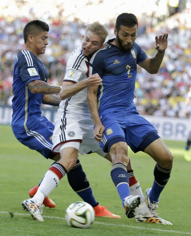Almanya-Arjantin FİNAL maçı 3