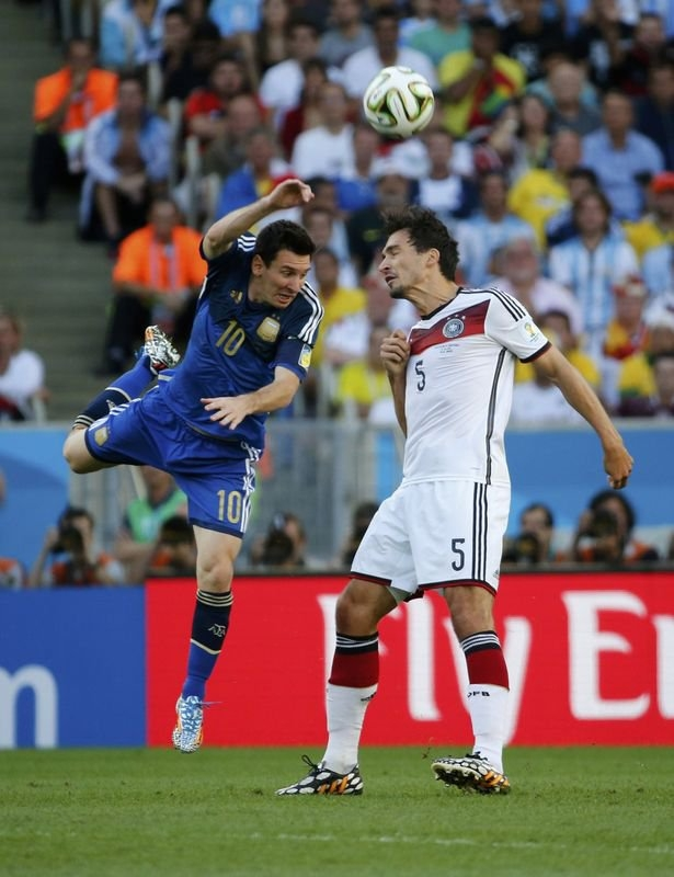 Almanya-Arjantin FİNAL maçı 4