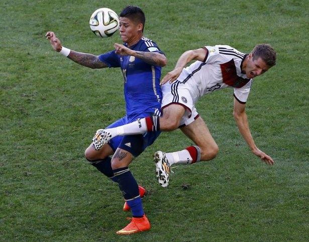Almanya-Arjantin FİNAL maçı 7