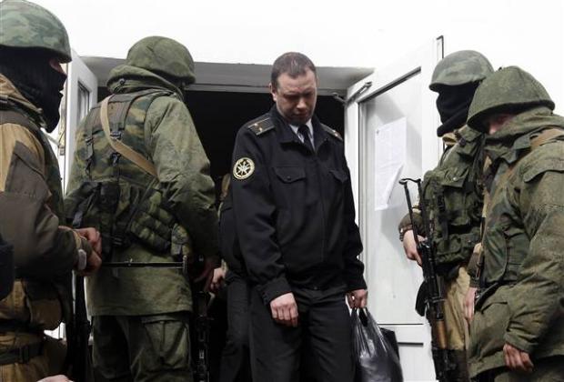 Kırım'da Neler Oluyor 14
