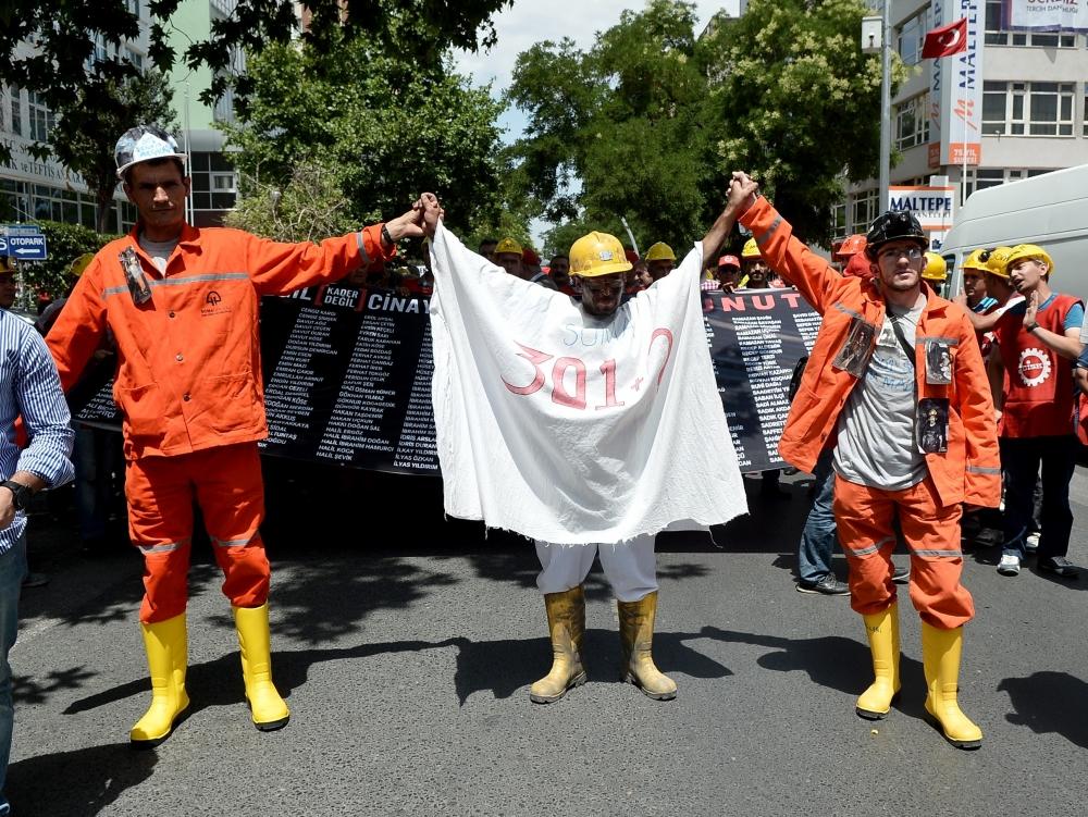 Somalı Madenciler Ankara'da 3