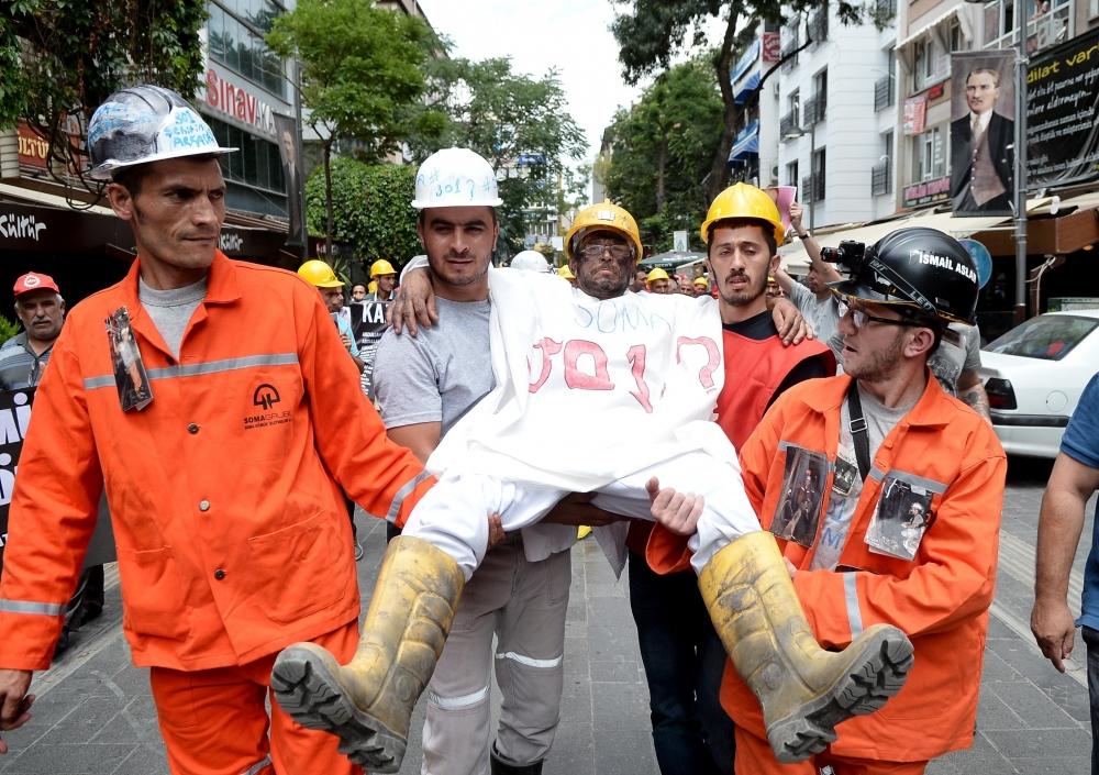 Somalı Madenciler Ankara'da 5