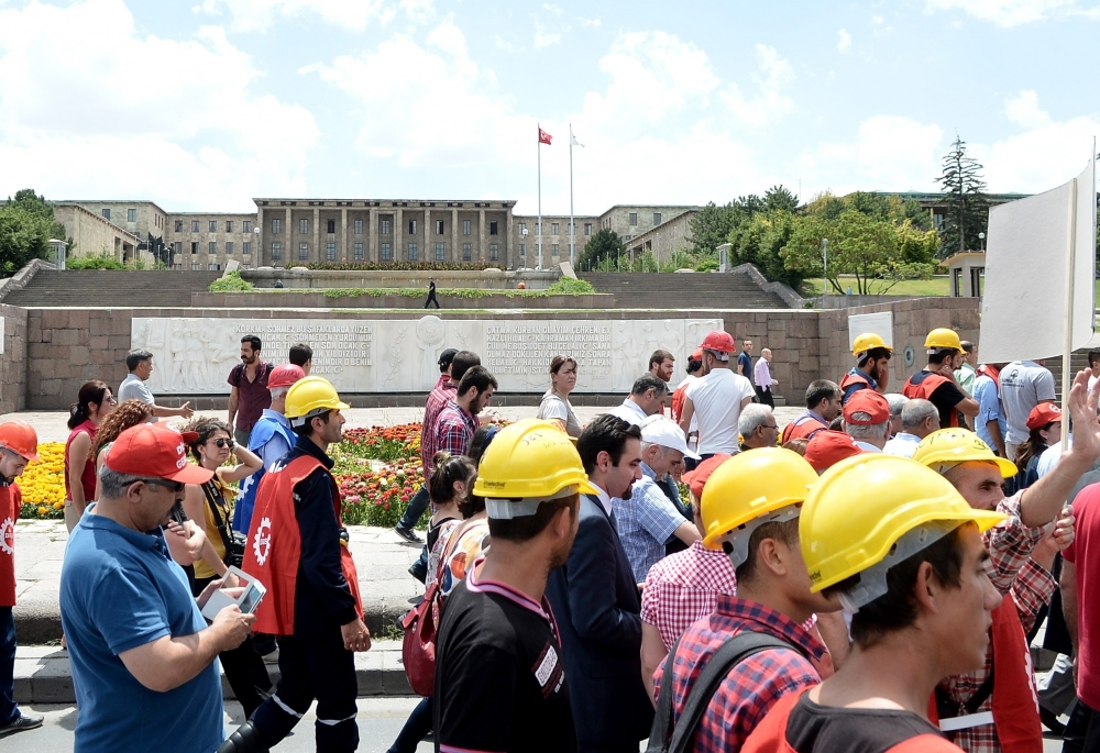 Somalı Madenciler Ankara'da 7