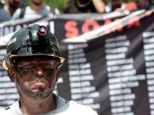 Somalı Madenciler Ankara'da