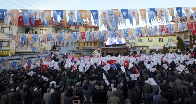 Dışişleri Bakanı Davutoğlu Konya'da 11