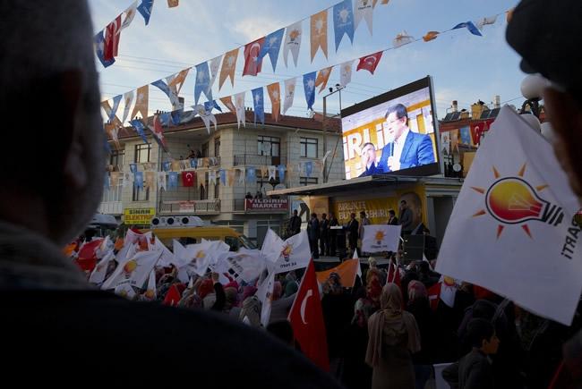 Dışişleri Bakanı Davutoğlu Konya'da 14