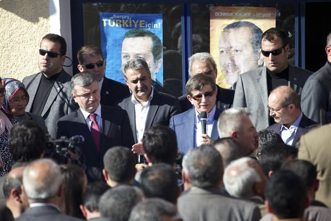 Dışişleri Bakanı Davutoğlu Konya'da 17