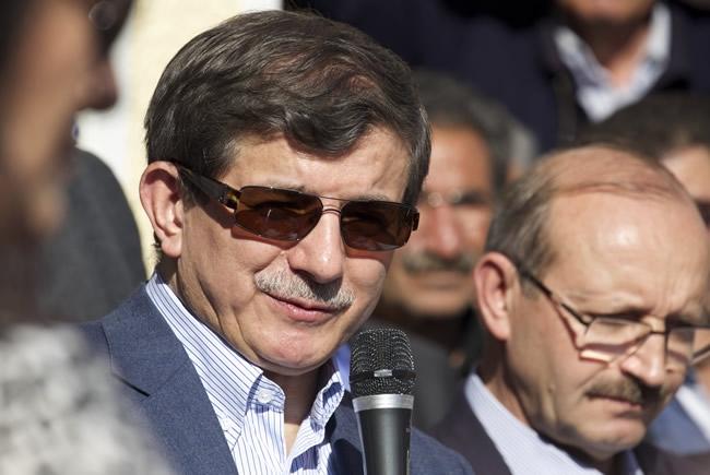 Dışişleri Bakanı Davutoğlu Konya'da 21