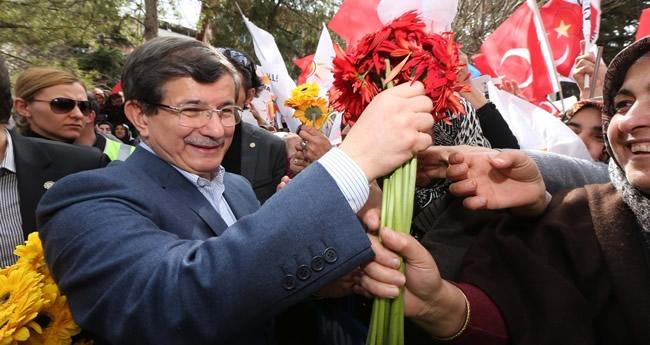 Dışişleri Bakanı Davutoğlu Konya'da 23