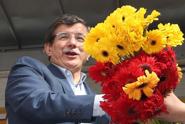 Dışişleri Bakanı Davutoğlu Konya'da 24
