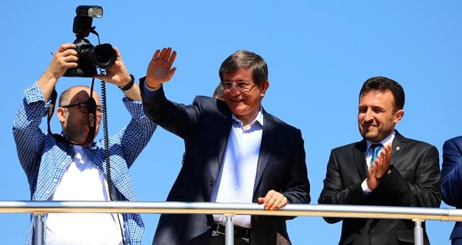 Dışişleri Bakanı Davutoğlu Konya'da 3
