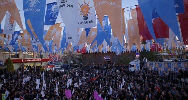 Dışişleri Bakanı Davutoğlu Konya'da 7