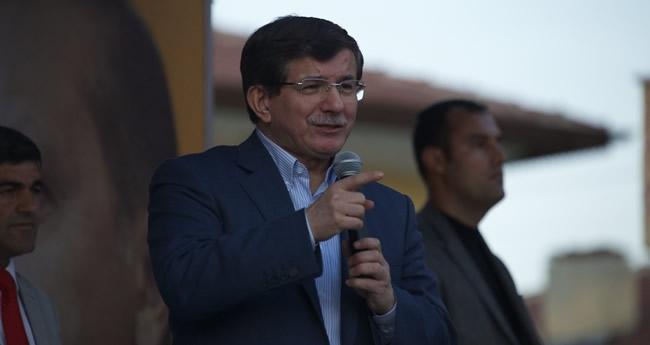 Dışişleri Bakanı Davutoğlu Konya'da 9