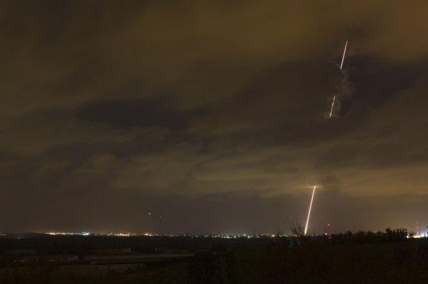 Kare kare Gazze'de İsrail katliamı 1