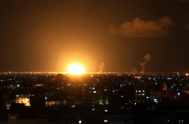 Kare kare Gazze'de İsrail katliamı 13