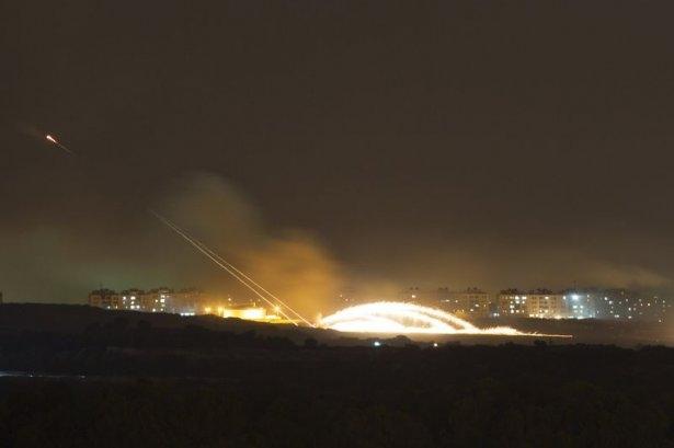Kare kare Gazze'de İsrail katliamı 17