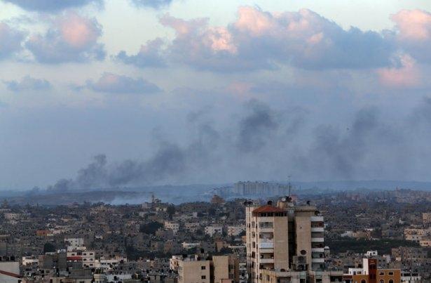 Kare kare Gazze'de İsrail katliamı 18