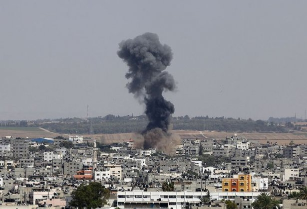 Kare kare Gazze'de İsrail katliamı 19