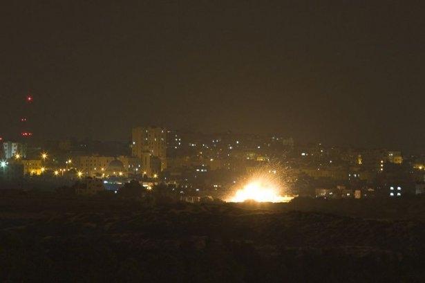 Kare kare Gazze'de İsrail katliamı 2